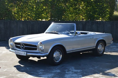 1971 (982) Mercedes-Benz 280 SL Automatic For Sale (picture 1 of 6)