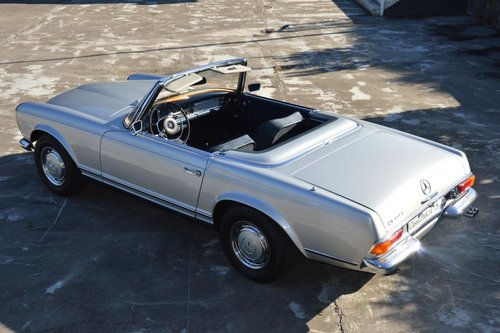 1971 (982) Mercedes-Benz 280 SL Automatic For Sale (picture 2 of 6)