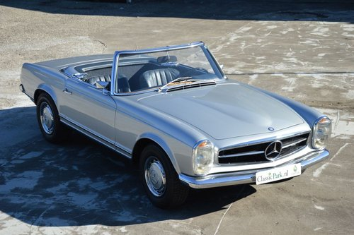 1971 (982) Mercedes-Benz 280 SL Automatic For Sale (picture 3 of 6)