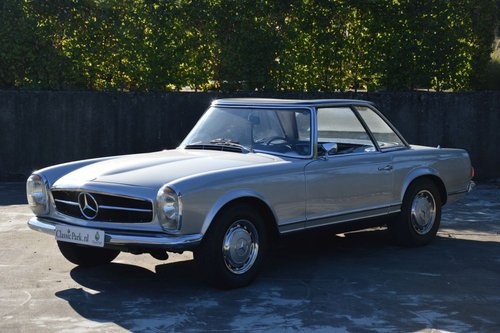 1971 (982) Mercedes-Benz 280 SL Automatic For Sale (picture 4 of 6)