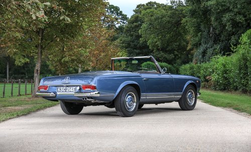 1967 Mercedes-Benz SL250  For Sale (picture 2 of 6)