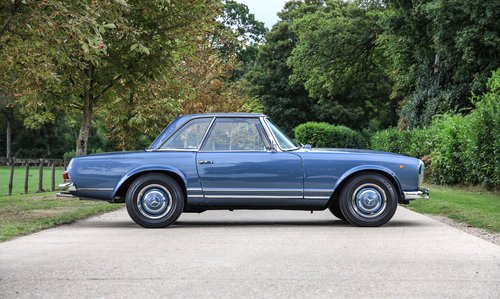1967 Mercedes-Benz SL250  For Sale (picture 3 of 6)