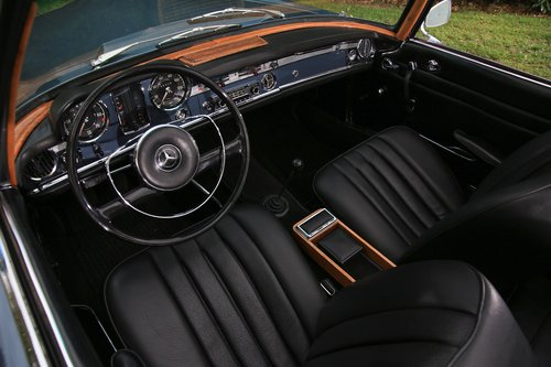 1967 Mercedes-Benz SL250  For Sale (picture 4 of 6)