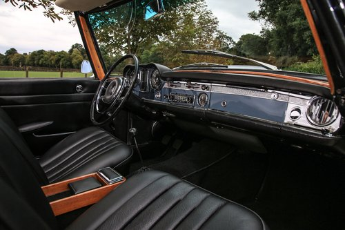 1967 Mercedes-Benz SL250  For Sale (picture 5 of 6)