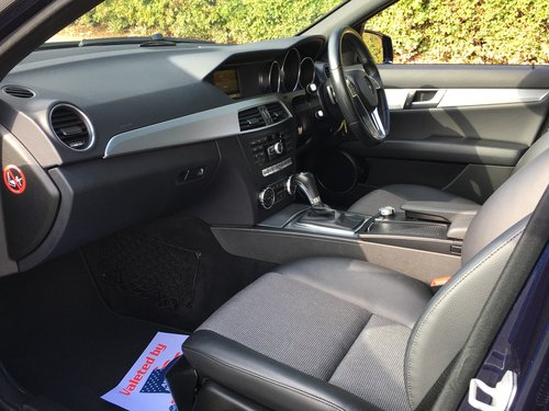2012 Mercedes C220 CDI AMG Sport Automatic For Sale (picture 4 of 6)
