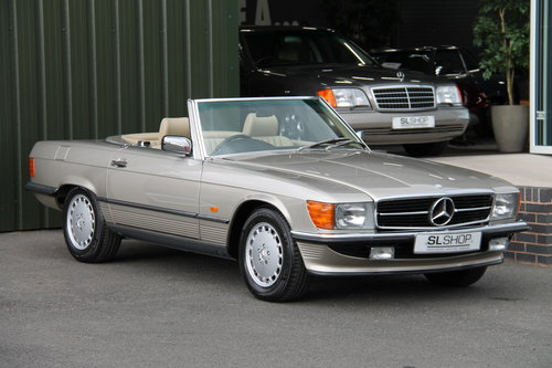 1989 MERCEDES-BENZ 300 SL | STOCK #2050 For Sale (picture 1 of 6)