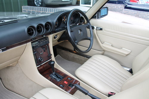 1989 MERCEDES-BENZ 300 SL | STOCK #2050 For Sale (picture 3 of 6)