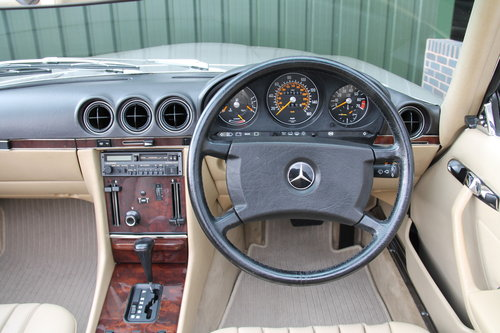 1989 MERCEDES-BENZ 300 SL | STOCK #2050 For Sale (picture 4 of 6)