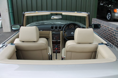 1989 MERCEDES-BENZ 300 SL | STOCK #2050 For Sale (picture 5 of 6)