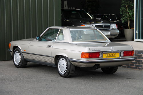 1989 MERCEDES-BENZ 300 SL | STOCK #2050 For Sale (picture 6 of 6)