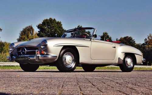 1959 Mercedes 190 SL € 114.900 For Sale (picture 1 of 6)