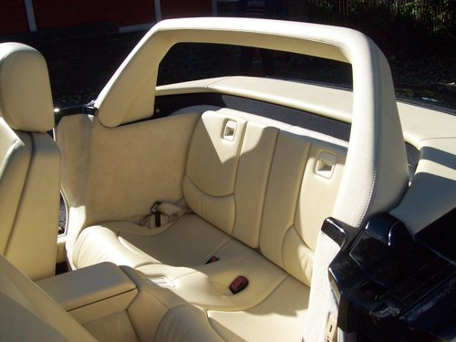1998 Mercedes 320SL (R129) Automatic Convertible For Sale (picture 6 of 6)