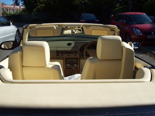 1998 Mercedes 320SL (R129) Automatic Convertible For Sale (picture 5 of 6)
