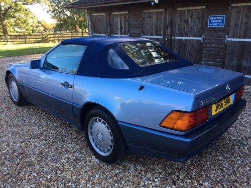 1992 Mercedes 300 SL ( 129-series ) For Sale (picture 3 of 6)