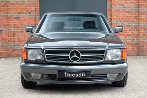 1990 Mercedes-Benz 560 SEC (C126) For Sale (picture 3 of 6)