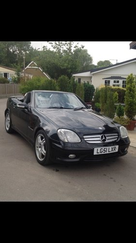 2001 Slk32 Amg  354 bhp For Sale (picture 1 of 6)