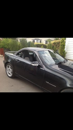 2001 Slk32 Amg  354 bhp For Sale (picture 4 of 6)