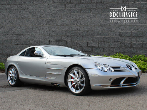 2008 Mercedes-Benz SLR McLaren Coupe (LHD) For Sale (picture 2 of 6)