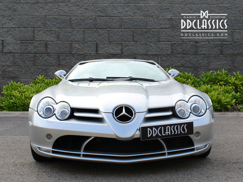 2008 Mercedes-Benz SLR McLaren Coupe (LHD) For Sale (picture 3 of 6)