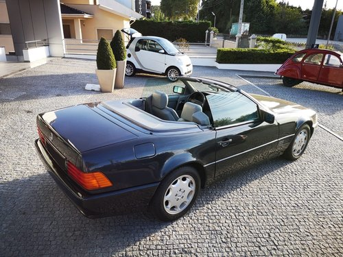 Mercedes-Benz 300SL 24 - 1993 For Sale (picture 6 of 6)