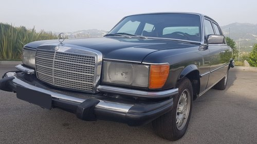 Mercedes-Benz 300SD - Turbo Diesel - 1980 For Sale (picture 1 of 6)