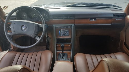 Mercedes-Benz 300SD - Turbo Diesel - 1980 For Sale (picture 3 of 6)