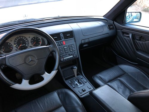 1994 Mercedes w202 c36 amg For Sale (picture 3 of 6)