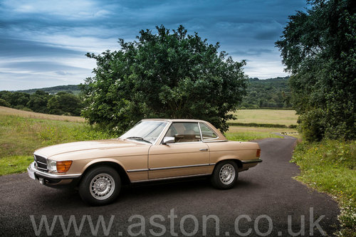 1984 Mercedes Benz 280SL  For Sale (picture 3 of 6)