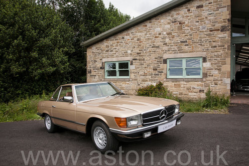 1984 Mercedes Benz 280SL  For Sale (picture 4 of 6)