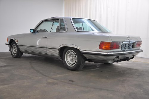 1972 Mercedes 350SC Coupe For Sale (picture 4 of 6)