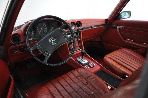 1972 Mercedes 350SC Coupe For Sale (picture 6 of 6)