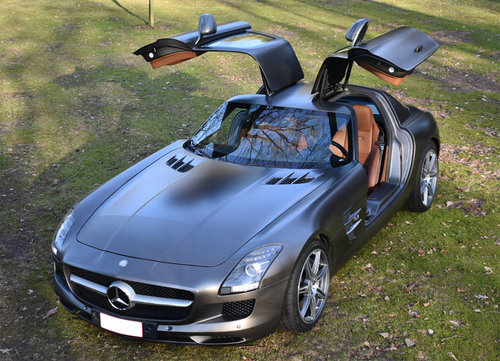 Mercedes SLS AMG, 2010 For Sale (picture 1 of 6)