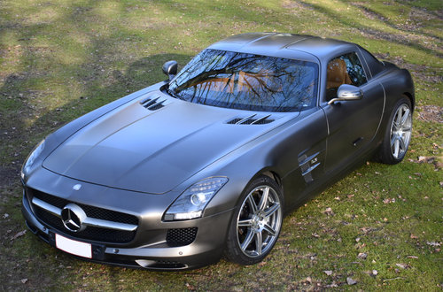 Mercedes SLS AMG, 2010 For Sale (picture 2 of 6)