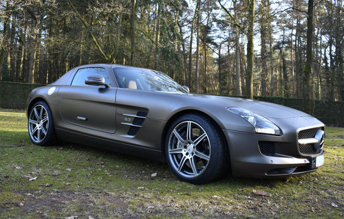 Mercedes SLS AMG, 2010 For Sale (picture 3 of 6)