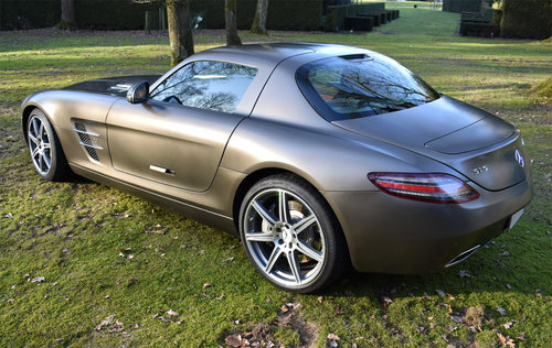 Mercedes SLS AMG, 2010 For Sale (picture 4 of 6)