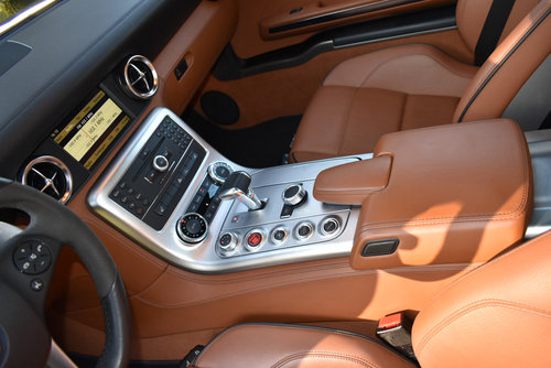 Mercedes SLS AMG, 2010 For Sale (picture 5 of 6)