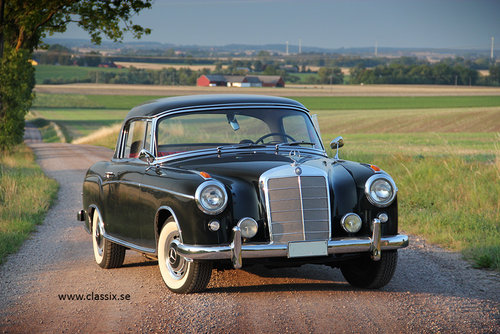 1960 Mercedes Ponton Coupe  For Sale (picture 1 of 6)