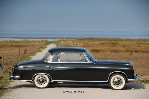 1960 Mercedes Ponton Coupe  For Sale (picture 2 of 6)