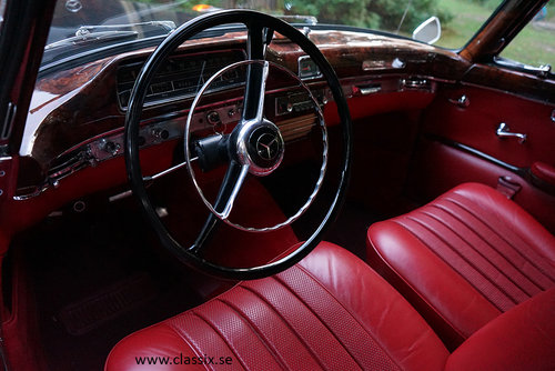 1960 Mercedes Ponton Coupe  For Sale (picture 5 of 6)