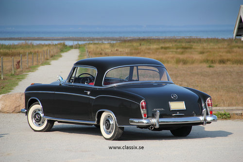 1960 Mercedes Ponton Coupe  For Sale (picture 6 of 6)