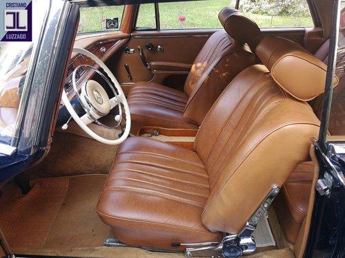 A LEGENDARY CRUISER, WONDERFUL 1964 MERCEDES 220 SE CONVERTI For Sale (picture 5 of 6)