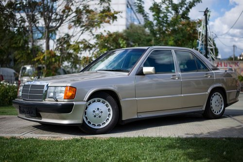 1989 Excellent 190E 2.5 with Cosworth engine For Sale (picture 1 of 6)