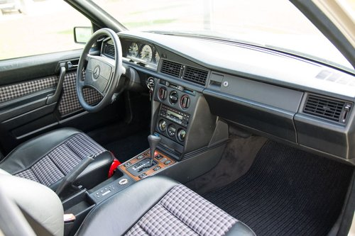 1989 Excellent 190E 2.5 with Cosworth engine For Sale (picture 4 of 6)