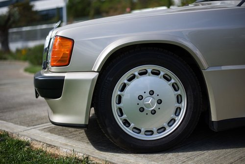 1989 Excellent 190E 2.5 with Cosworth engine For Sale (picture 6 of 6)