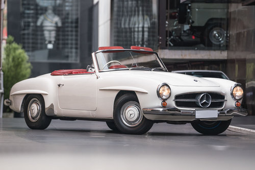 1963 Mercedes-Benz 190SL Roadster For Sale (picture 1 of 6)
