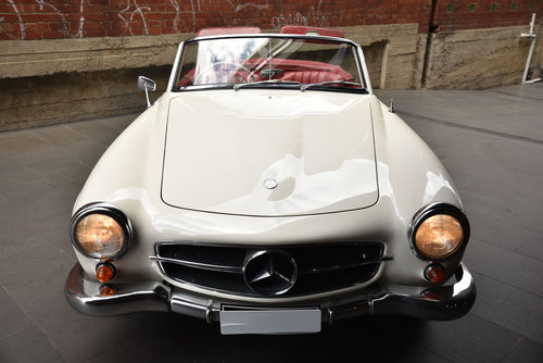 1963 Mercedes-Benz 190SL Roadster For Sale (picture 2 of 6)