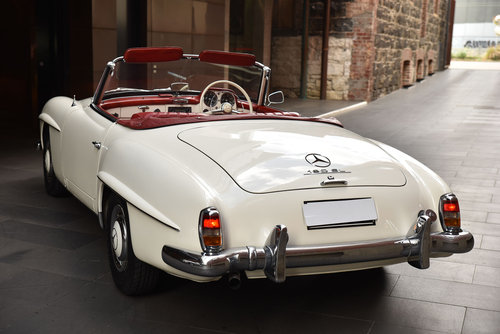 1963 Mercedes-Benz 190SL Roadster For Sale (picture 4 of 6)