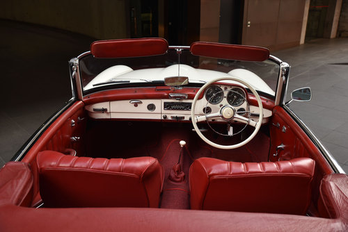 1963 Mercedes-Benz 190SL Roadster For Sale (picture 5 of 6)