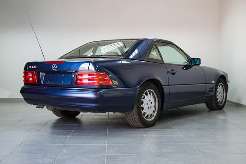 1998 Special Edition R129 SL 320 in top condition For Sale (picture 1 of 6)