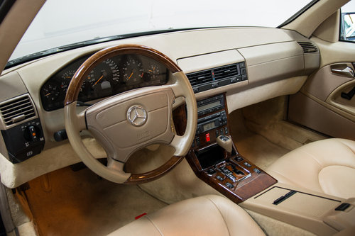 1998 Special Edition R129 SL 320 in top condition For Sale (picture 6 of 6)